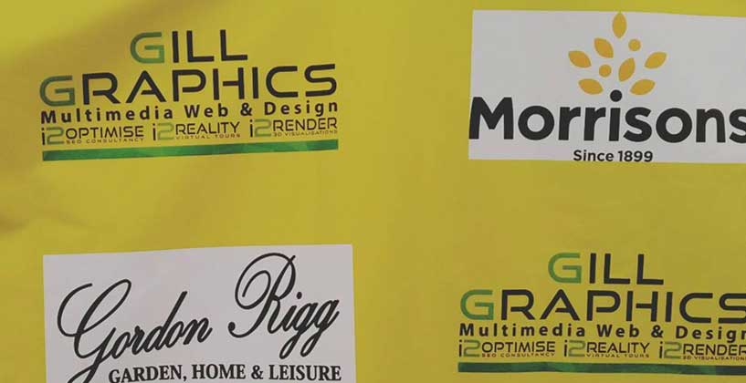 GillGraphics and Morrisons