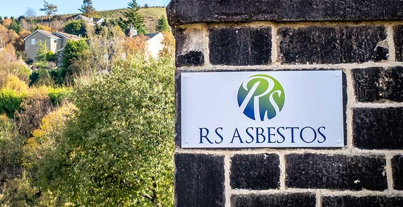 RS Asbestos Todmorden