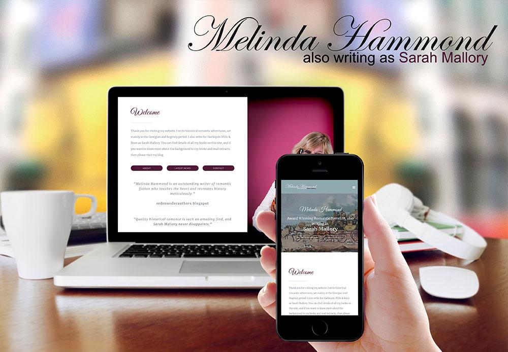 Melinda Hammond Author