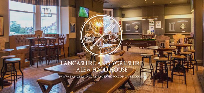 Lancashire & Yorkshire Ale & Food House