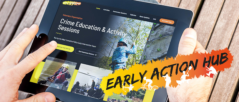 Early Action Hub Children Activity Centres