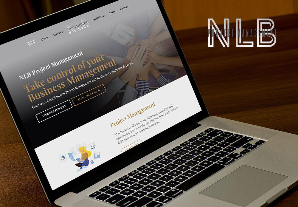 NLB Project Management Wesite