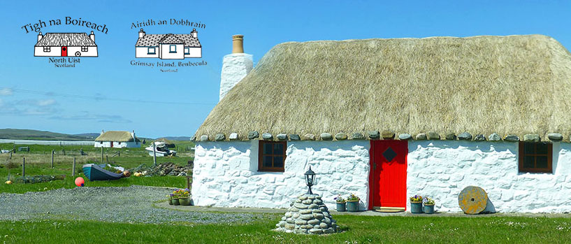 Uist Cottages